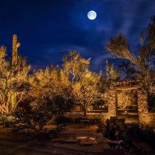 Arizona outdoor lighting gallery